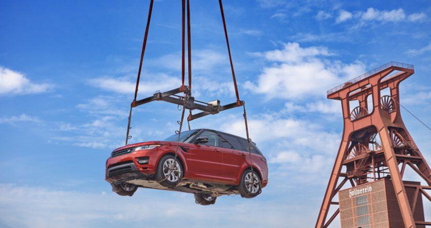 National Launch Range Rover Sport